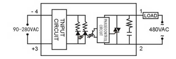 输入端驱动电流小可方便的与计算机终端和各种数字程控电路接口,广泛